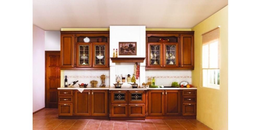 Разнообразные варианты планировки кухни